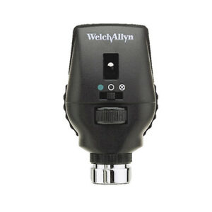 Welch Allyn 3 5 V Halogen Hpx Coaxial Opthalmoscope Head 11720