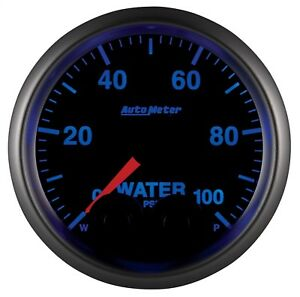 Autometer 5668 05702 Nascar Elite Water Pressure Gauge