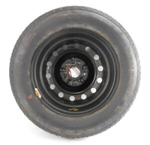 92 01 Toyota Camry 15x6 Emergency Spare Tire Wheel Donut 205 65r15 Oem