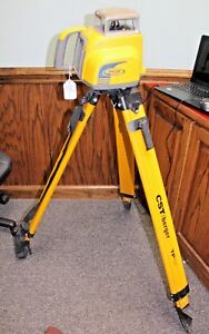 Spectra Precision Ll300 N Laser Self leveling Level Cst berger Tp10f Tripod