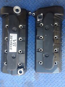 2003 2004 Ford Mustang Mach 1 Valve Covers Oem