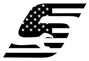 Snap On Decal American Flag Sticker Vinyl Decal For Truck Window Outdoor