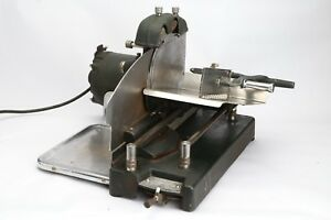 Vintage American Slicing Co Model 52 Meat Deli Cheese Slicer Antique Works