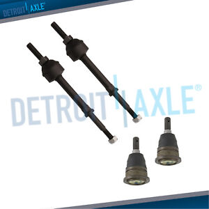 Front Upper Ball Joints Sway Bar Links For 2011 2012 Ram 1500 2500 3500 Rwd