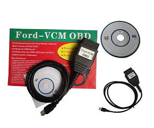 Vcm2 Car Diagnostic Tool Main Cable For Ford Vcm Ii Ids V101 Obd2 Tool Vcm 2