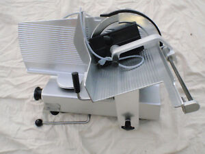 Bizerba Gsp h Manual Industrial Commercial Meat Cheese Deli Slicer