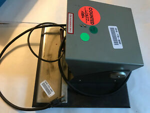 Radio Frequency Labs 485 model 485 Radio Frequency Electronic Null Detector et