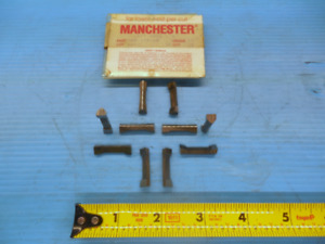 10pcs New Manchester 508 174 50 C5 Left Hand Carbide Grooving Insert 250 Wide