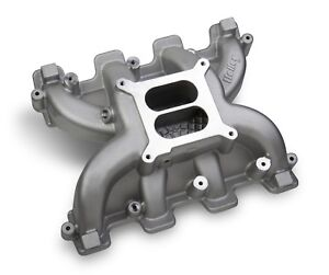 Holley Performance 300 129 Ls Dual Plane Mid Rise Intake