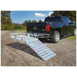 Xl Tow Trailer Hitch Mount Cargo Motorized Scooter Electric Wheelchair Carrier