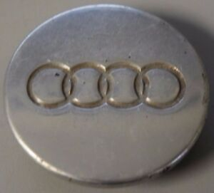 97 98 99 00 01 02 03 Audi A8 Oem Center Hub Cap Polished 4d0601170a 58712