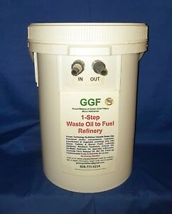 One step Waste Vegetable Oil Cooking Oil Wvo Refinery Wvo Filter Biodiesel