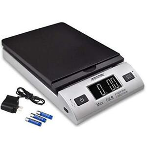 Digital Scale Shipping Postal Postage Mail Led Gold Tabletop Coins Mini Silver