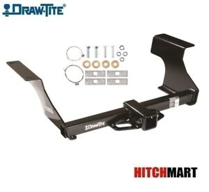 Class 3 Draw Tite Trailer Hitch For 2009 2013 Subaru Forester 2 Receiver 75650