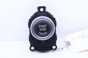 2011 Bmw 750i Push Button Start Stop Ignition Switch