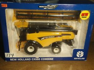Britains New Holland Cx880 Combine 1 32 New