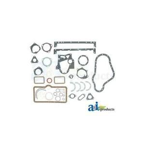 K965803 Engine Lower Gasket Set For David Brown 1200 1210 1212 1410 1412 990 996