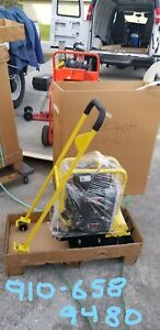 Allen Engineering Esi Evc40h Vibratory Plate Compactor Brand New In Box