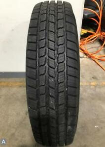 1x Take Off Lt215 85r16 Michelin Defender Ltx Ms 13 32nds Used Tire
