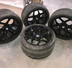 Bmw X5 x6 F15 F16 Oem Factory 21 E70 E71 Wheels And Tires Style 215