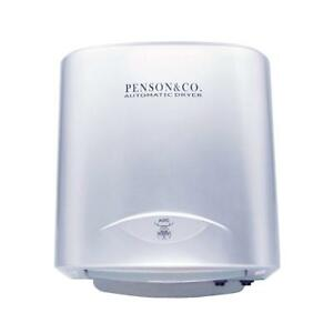 Electric Hand Dryer Bathroom Commercial Automatic Sensor 1800w Air High Speed