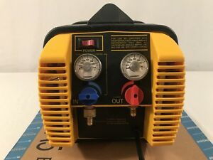 Appion G5 Twin A c Refrigerant Recovery Unit Gently Used Condition