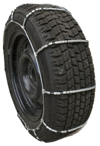 Snow Tire Chains 225r14 225 14 Cable Tire Chains
