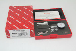 New Starrett 3809a Dial Test Indicator 0 0005