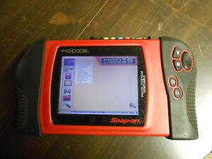 Snap On Modis Scanner Complete With Extras