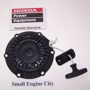 New Oem Honda Eu2000i Generator Recoil Starter Pull Start 28400 z07 004 Pet 1695