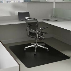 Office Desk Chair Mat Low Pile Carpet 36 X 48 Rectangular Floor Flooring Mats