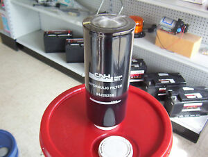 Case Hydraulic Filter 84226258 prior D126922 1840 1845c Uni loader Skid Steer