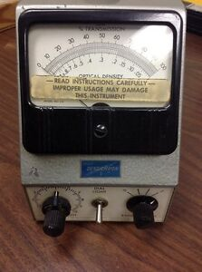 Welch Scientific Co Densichron A 10274 Loc Cr729