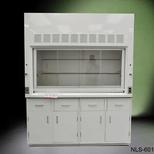 Chemical 6 Fume Hood With Epoxy Top General Storage Cabinets