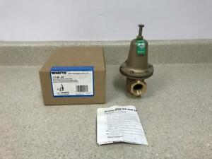 Watts 1 U 5b z3 Water Pressure Reducing Valve New