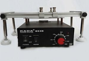 Kada 853b Preheat Station Hot Air Heating Station Preheater 220v With Bracket