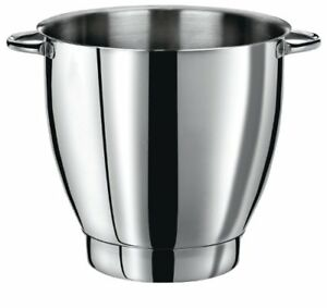 Waring Commercial Wsm7bl Stainless Steel Stand Mixer Bowl With Carrying Handles