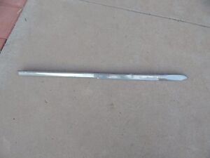 1949 50 51 Mercury Front Fender Chrome Strip Rat Rod Original Vintage Custom