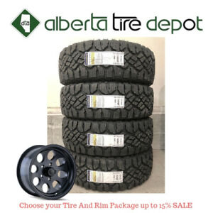 X1 Goodyear Wrl Duratrac Tire Rim Package 265 75r16 4 Available Upon Request