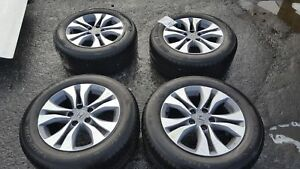 13 14 15 Honda Accord 16x7 5 Double Spoke Alloy Wheels And Tires Set Of 4 64046
