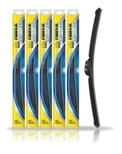 Rain X 22 Latitude Wiper Blades Pack Of 5