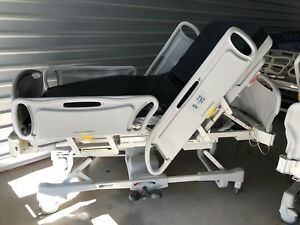 Stryker Fl25e Electric Hospital Bed With Mattress