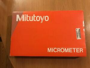 Mitutoyo 141 121 Inside Micrometer 8 20 By 0 001 Graduations