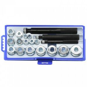 19pc Bearing Race And Seal Driver Set Automotive Installer Remover Kit
