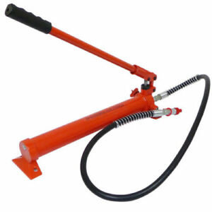 10 Ton Hydraulic Jack Hand Pump Ram Replacement For Porta Power Portable