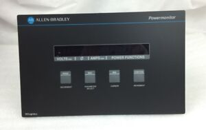 Rockwell Automation 1400 pd11a Powermonitor Display Module