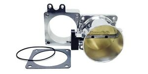 Accufab F90k 86 93 Mustang 5 0l 90mm Throttle Body Kit