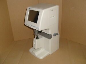 Lensometer Tomey Tl 2000b Auto Lensmeter Works Great Touchscreen