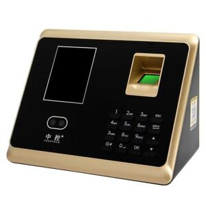 Zk fa70 Face Recognition Time Attendance Clock Door Access Control Tcp ip
