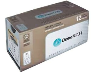 Demetech Surgical Sutures Chromic Catgut Reverse Cutting 12pc box